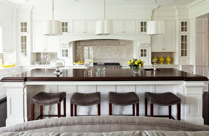 Барные стулья для кухни фото