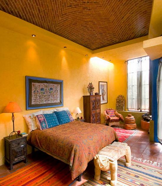 маленькая спальня фото