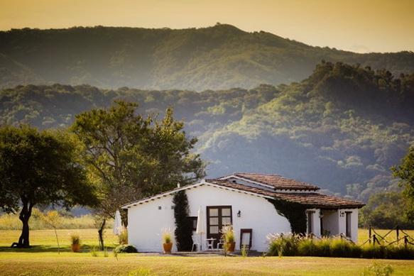 дом ранчо в Аргентине