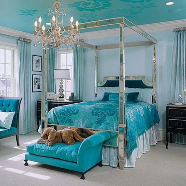 33 идеи дизайна гламурной спальни