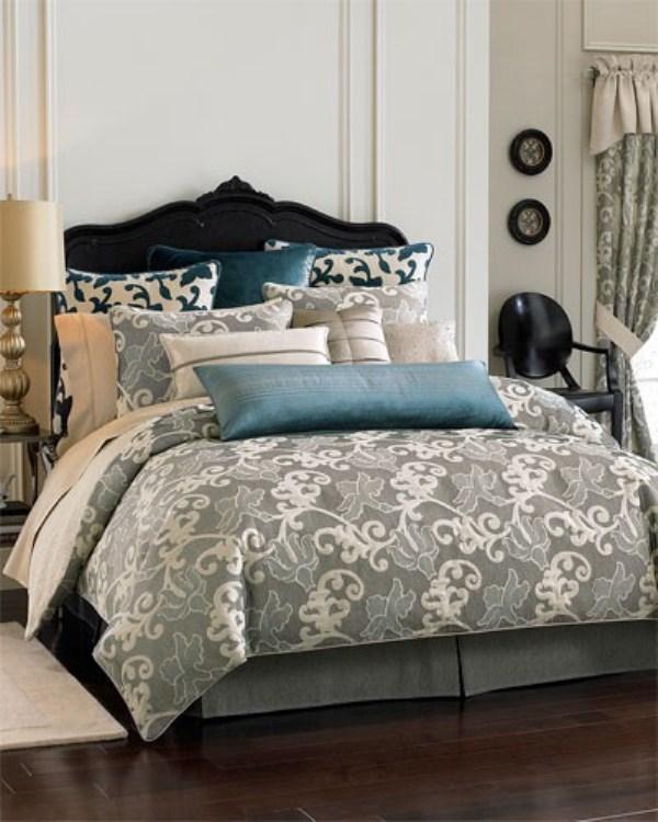 Grey Comforter Sets  Find Great Fashion Bedding Deals