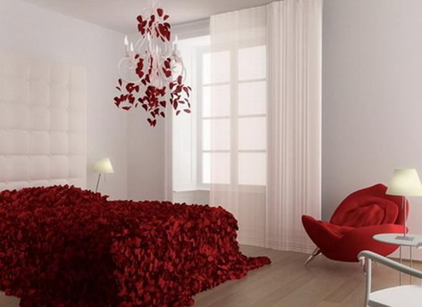 Оригинальный дизайн спален фото