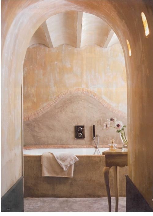 Выбираем камень для ванных комнат 10