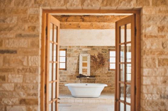 Выбираем камень для ванных комнат 11
