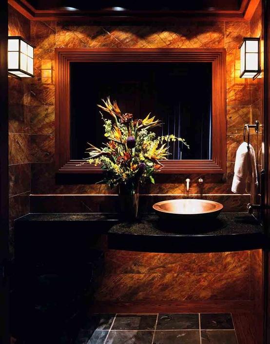 Выбираем камень для ванных комнат 13