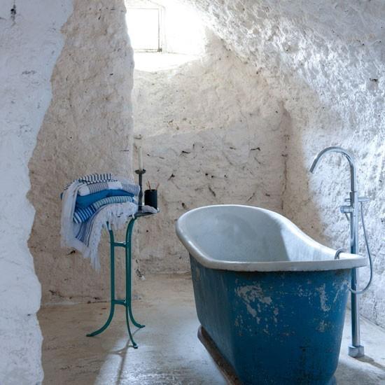 Выбираем камень для ванных комнат 14