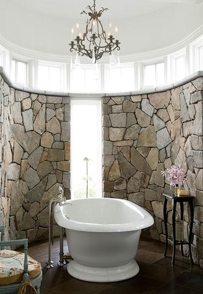 Выбираем камень для ванных комнат 15