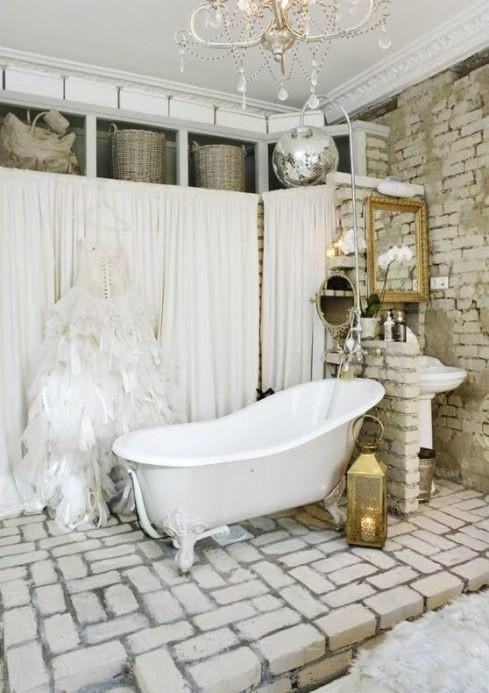 Выбираем камень для ванных комнат 16