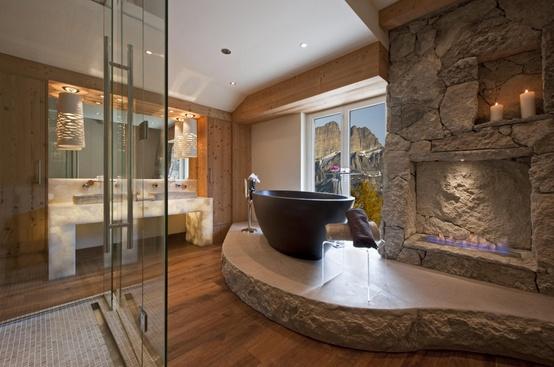 Выбираем камень для ванных комнат 17
