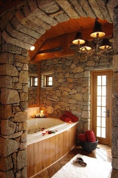 Выбираем камень для ванных комнат 2