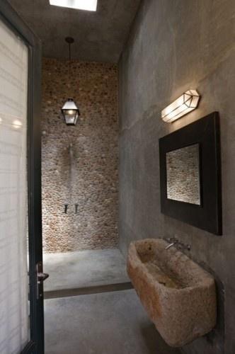 Выбираем камень для ванных комнат 20