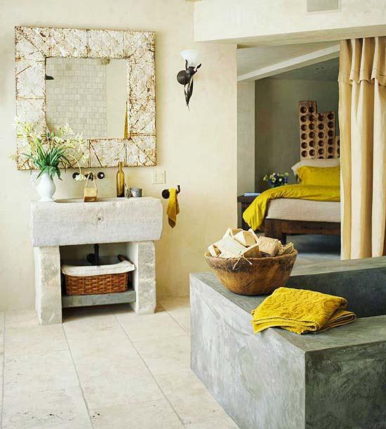 Выбираем камень для ванных комнат 21