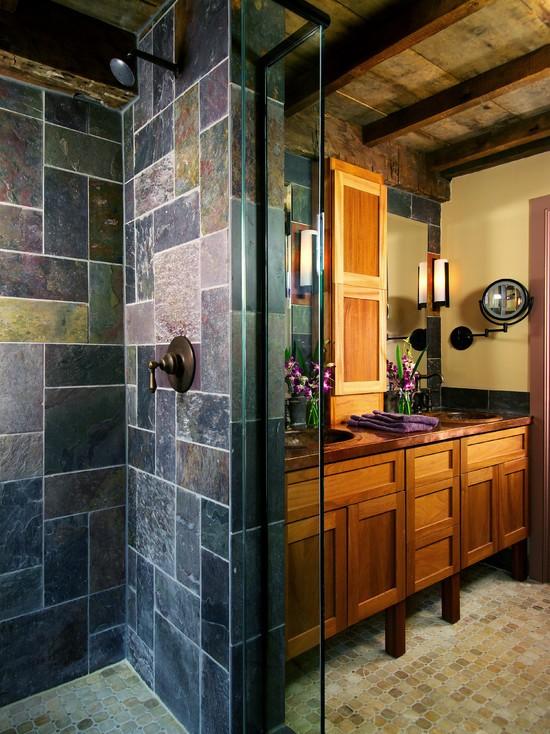 Выбираем камень для ванных комнат 25