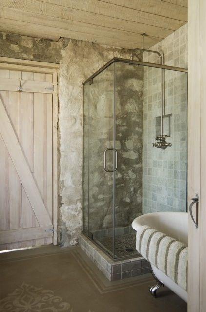 Выбираем камень для ванных комнат 29