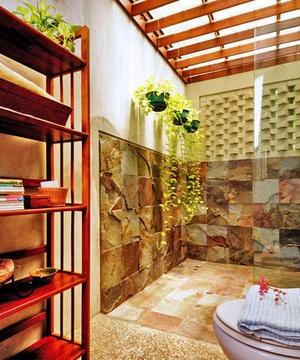Выбираем камень для ванных комнат 30