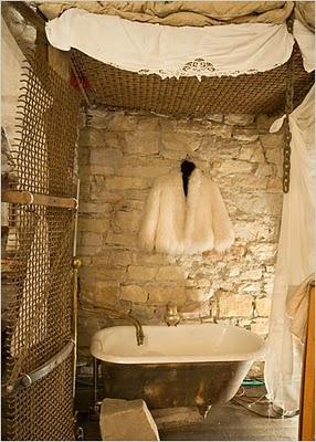 Выбираем камень для ванных комнат 34