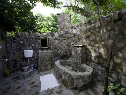 Выбираем камень для ванных комнат 35