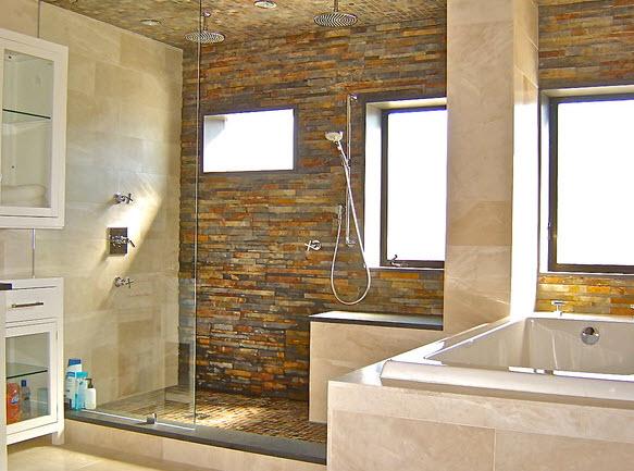 Выбираем камень для ванных комнат 43