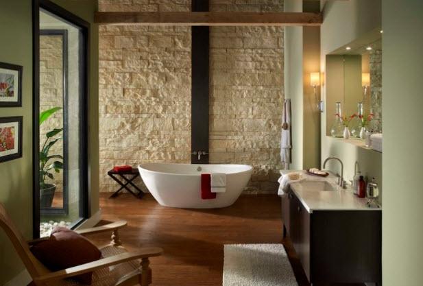 Выбираем камень для ванных комнат 44