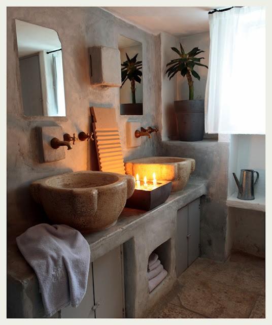 Выбираем камень для ванных комнат 5