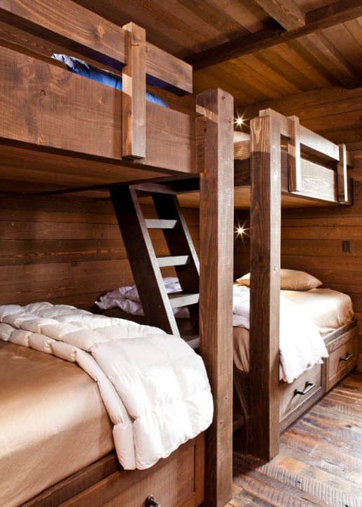 Кровать-чердак 10