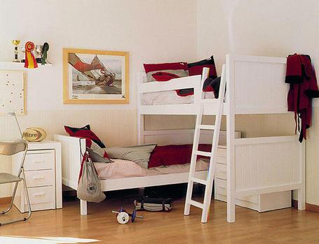 Кровать-чердак 100