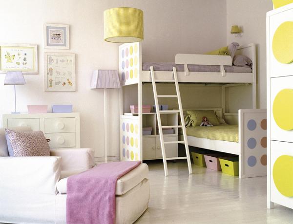 Кровать-чердак 105
