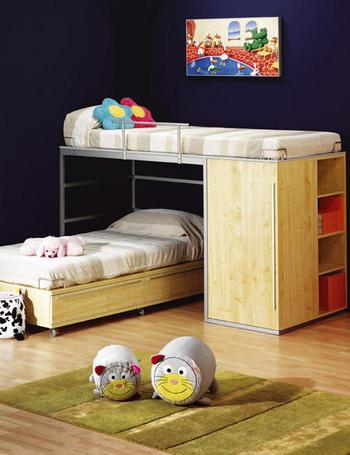 Кровать-чердак 106