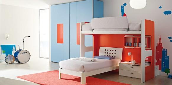 Кровать-чердак 112