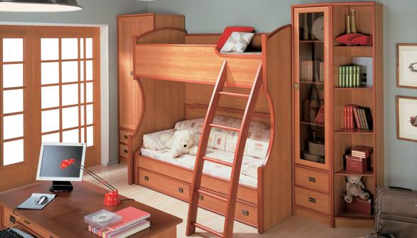Кровать-чердак 114