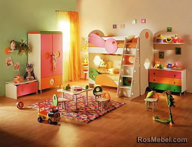 Кровать-чердак 116