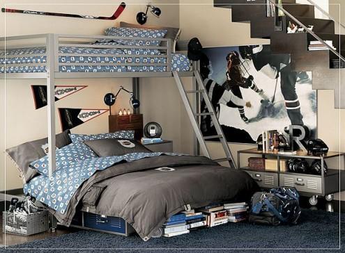 Кровать-чердак 118