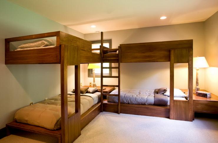 Кровать-чердак 12