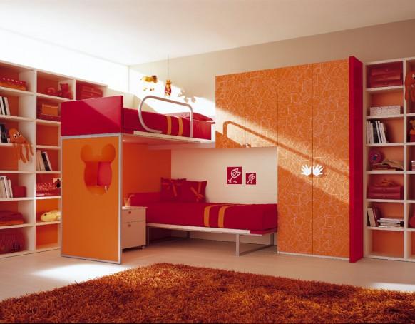 Кровать-чердак 120