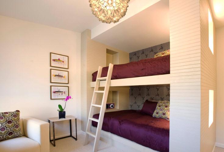 Кровать-чердак 13