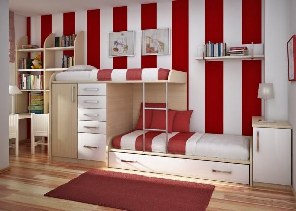 Кровать-чердак 132
