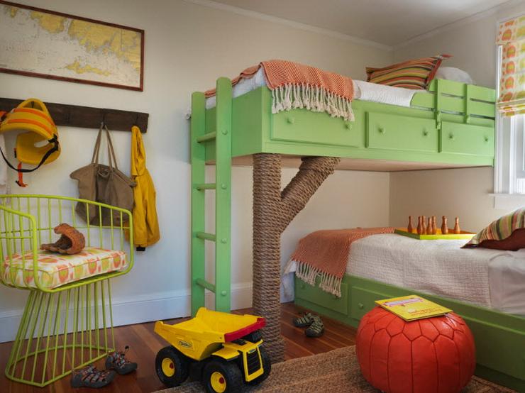 Кровать-чердак 14