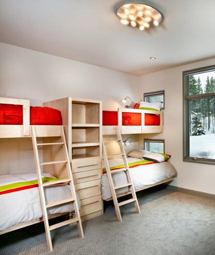 Кровать-чердак 16