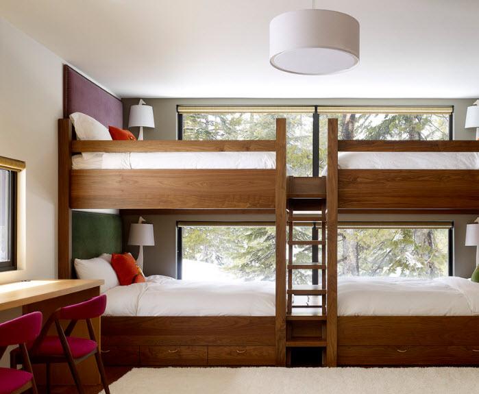 Кровать-чердак 21
