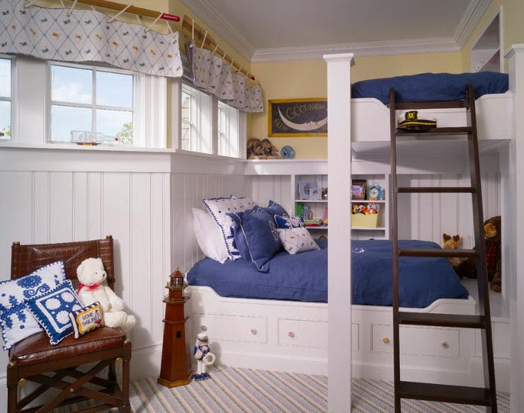 Kids Bedroom Awesome Furniture Kids Bunk Beds In Double  Выбираем двухэтажные кровати - 130 Фото в интерьере