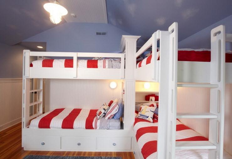Кровать-чердак 23
