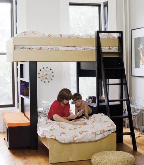 Кровать-чердак 29