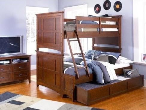 Кровать-чердак 34