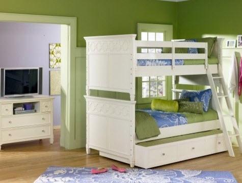 Кровать-чердак 36