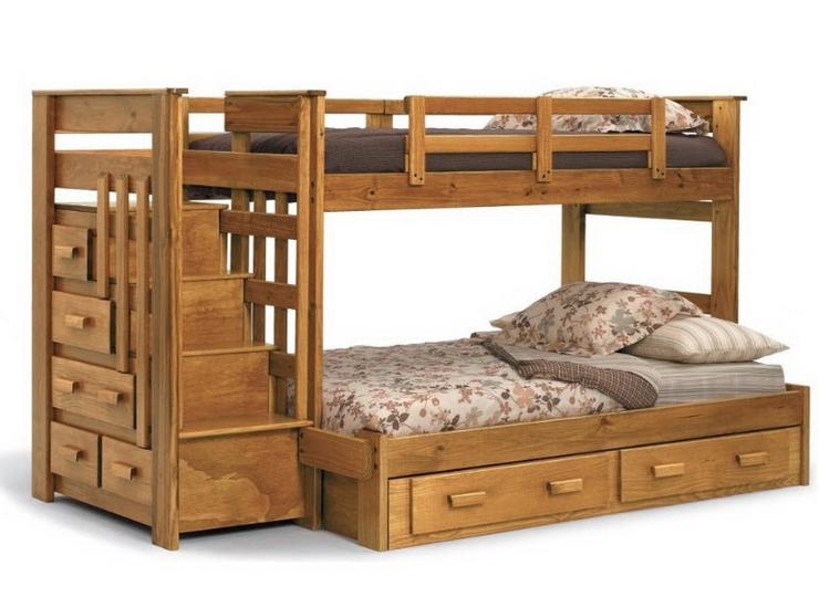 Кровать-чердак 46