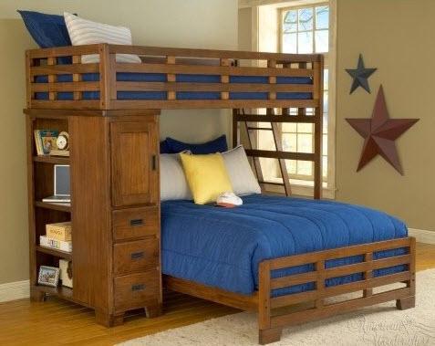Кровать-чердак 47