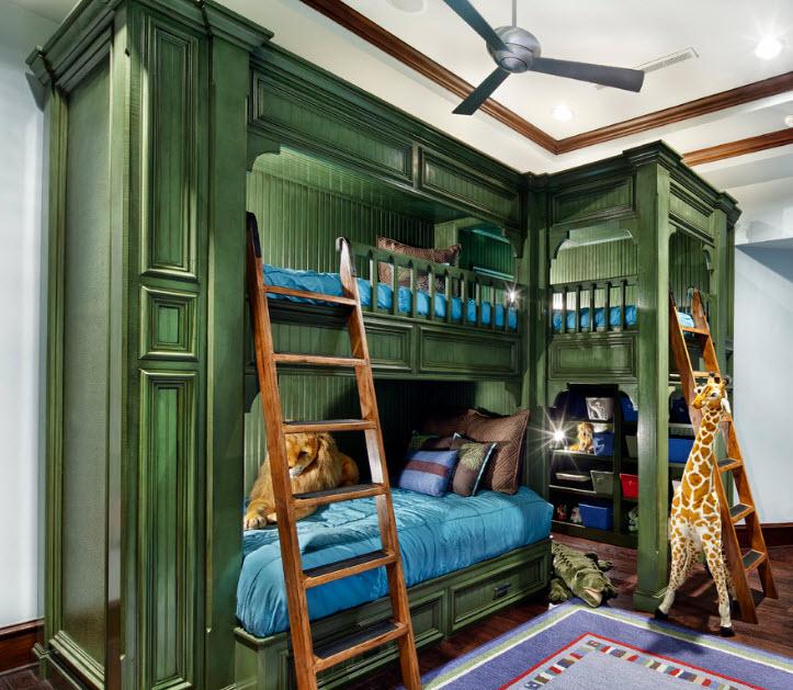 Кровать-чердак 51