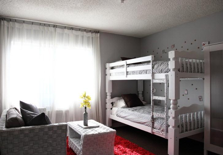 Кровать-чердак 54