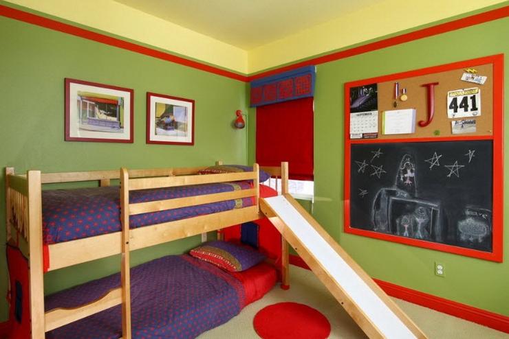 Кровать-чердак 57