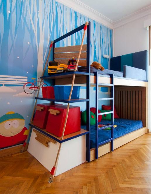 Кровать-чердак 59